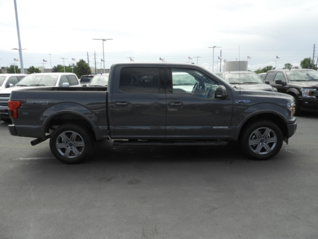 2018 F-150 SuperCrew Cab 4x4,  Pickup #SJ4896 - photo 4