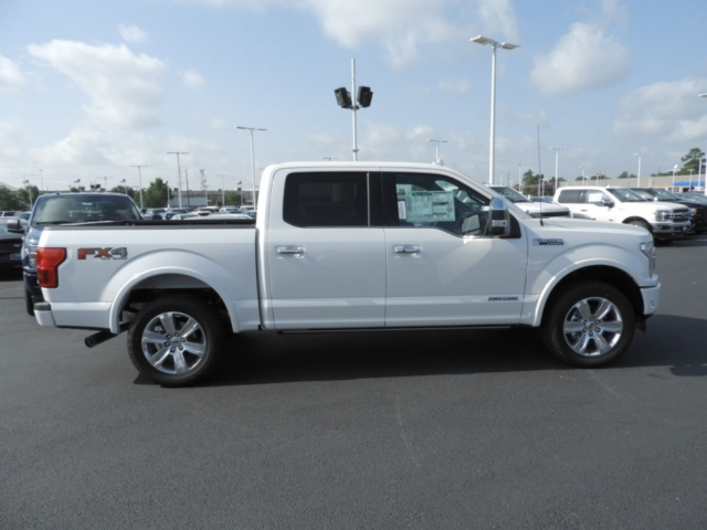 2018 F-150 SuperCrew Cab 4x4,  Pickup #SJ4902 - photo 4