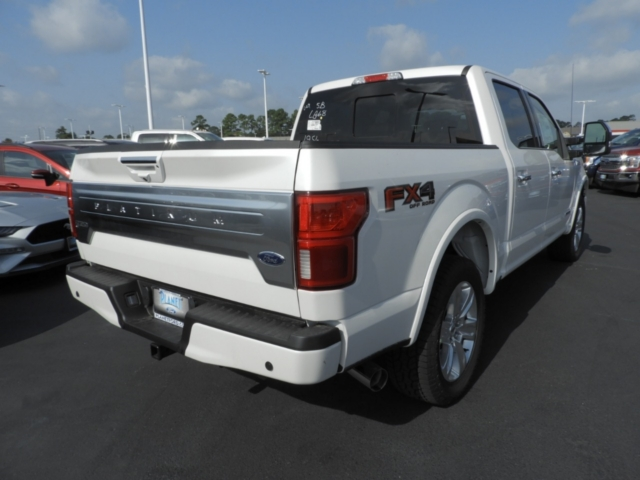 2018 F-150 SuperCrew Cab 4x4,  Pickup #SJ4902 - photo 2