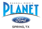 Randall Reed's Planet Ford Spring logo