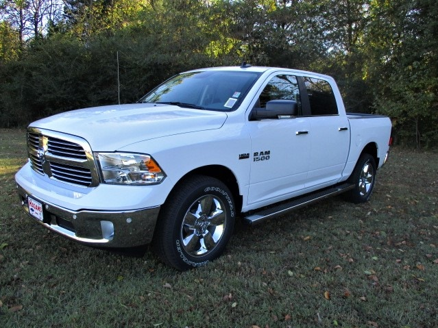 2018 Ram 1500 Crew Cab 4x4, Pickup #14637 - photo 1