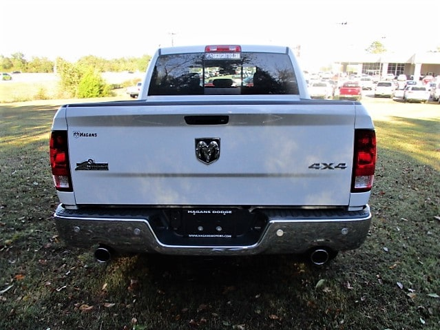2018 Ram 1500 Crew Cab 4x4, Pickup #14637 - photo 2