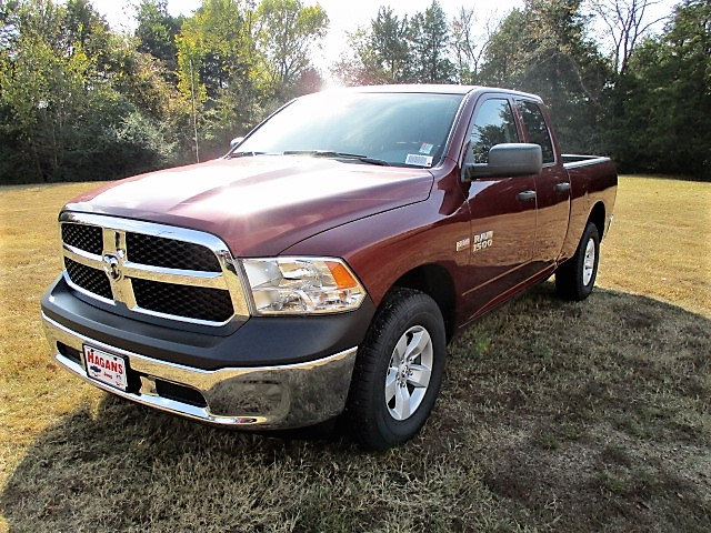 2018 Ram 1500 Quad Cab 4x4, Pickup #14654 - photo 1