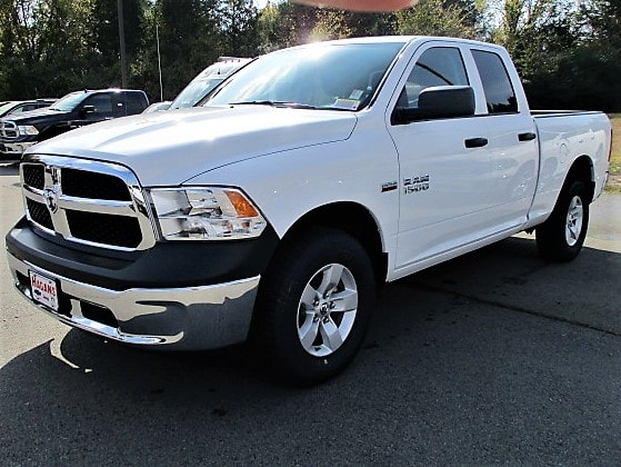 2018 Ram 1500 Quad Cab 4x4, Pickup #14658 - photo 1