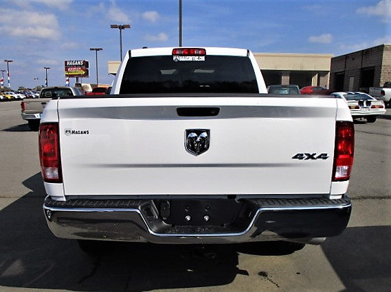 2018 Ram 1500 Quad Cab 4x4, Pickup #14658 - photo 2
