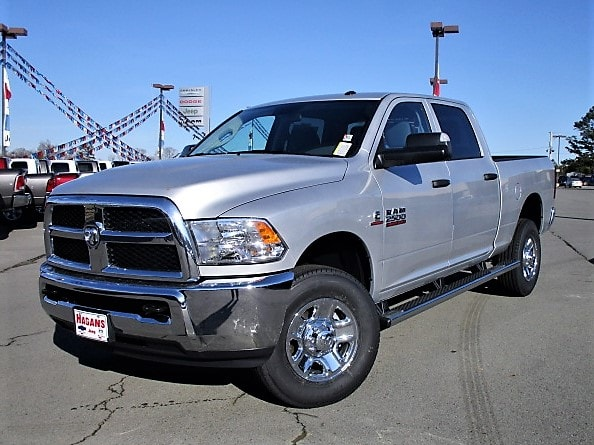 2018 Ram 2500 Crew Cab 4x4, Pickup #14711 - photo 1