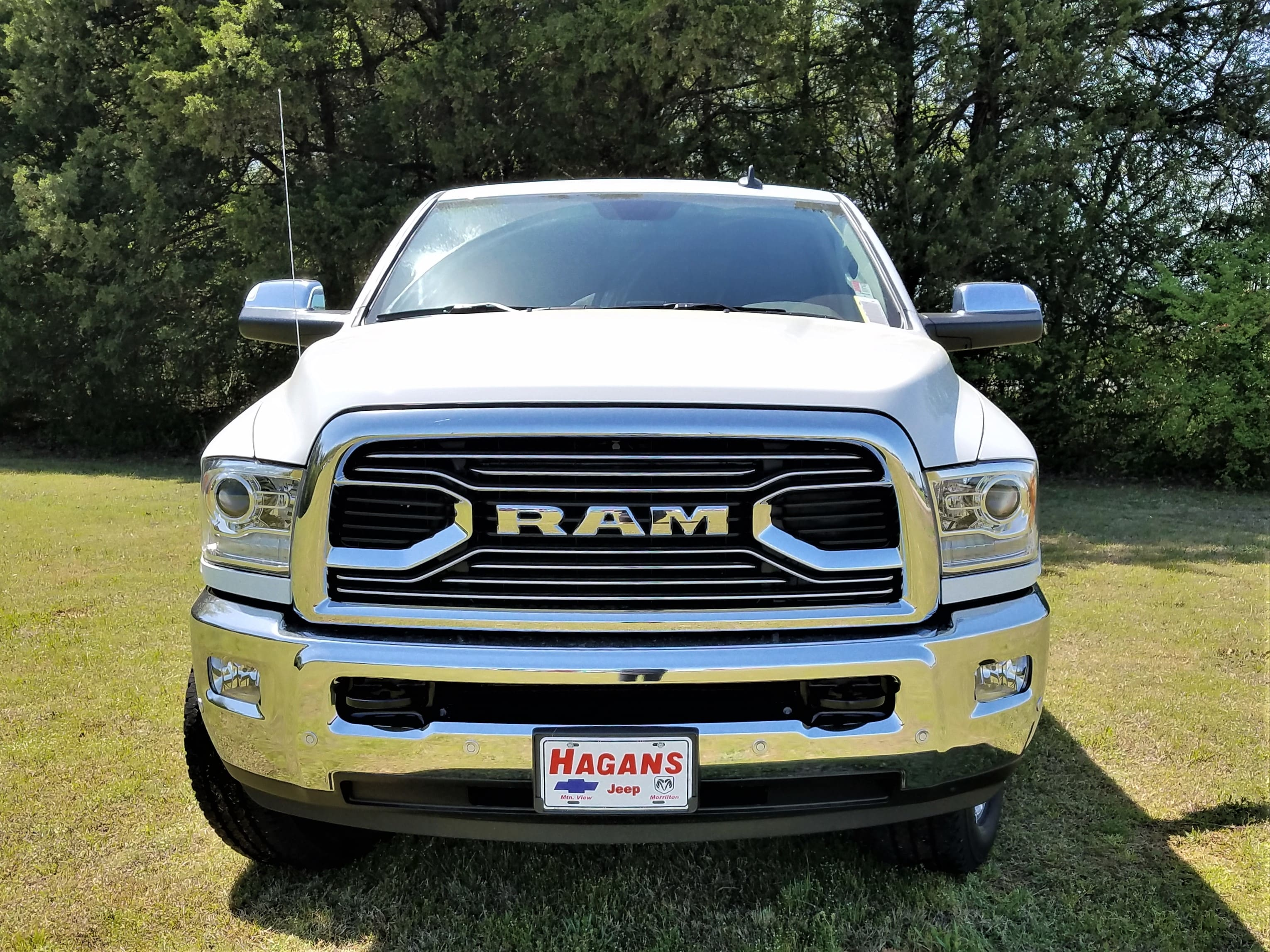 2018 Ram 2500 Crew Cab 4x4, Pickup #14762 - photo 3