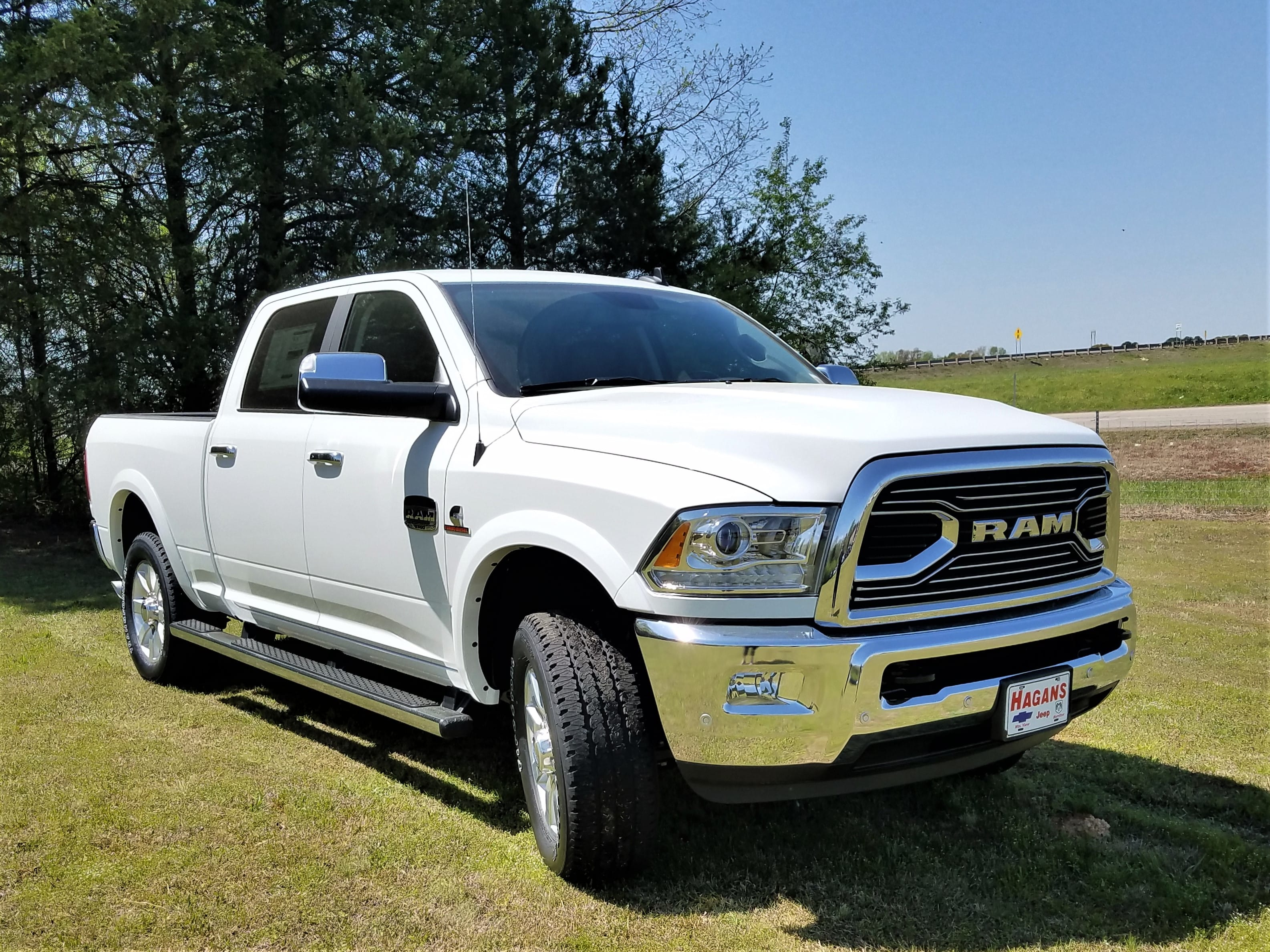 2018 Ram 2500 Crew Cab 4x4, Pickup #14762 - photo 4