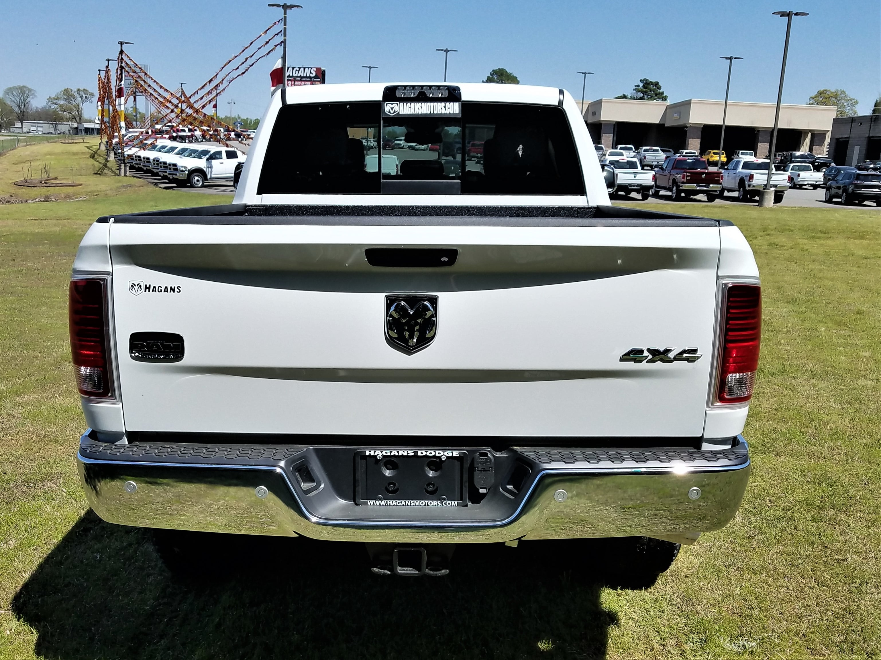 2018 Ram 2500 Crew Cab 4x4, Pickup #14762 - photo 2