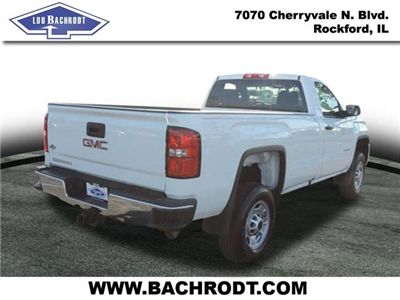 2016 Sierra 2500 Regular Cab 4x4, Pickup #86041 - photo 4