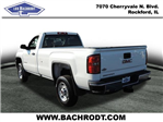 2016 Sierra 2500 Regular Cab 4x4, Pickup #86041 - photo 2