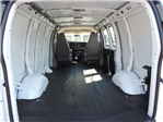 2017 Savana 2500 Cargo Van #87012 - photo 1