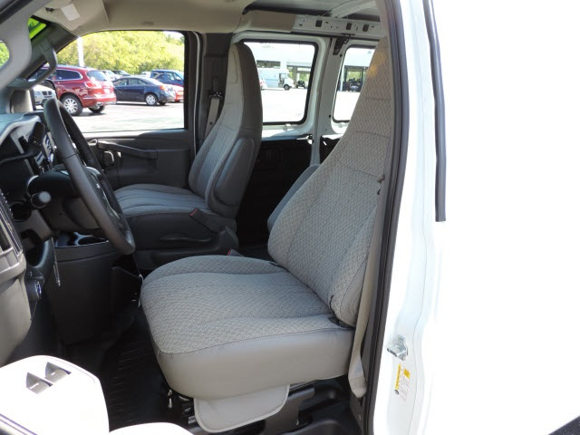 2017 Savana 2500 Cargo Van #87016 - photo 12