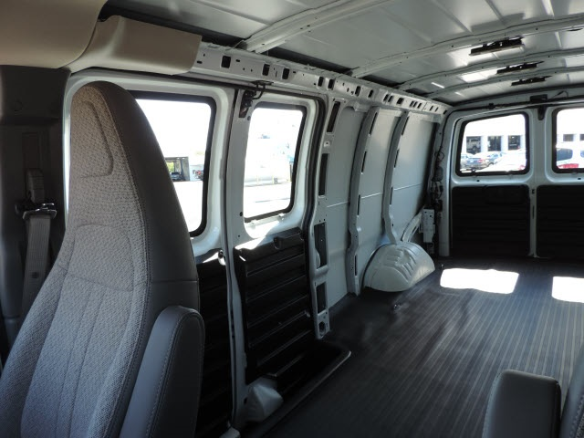 2017 Savana 2500 Cargo Van #87016 - photo 17