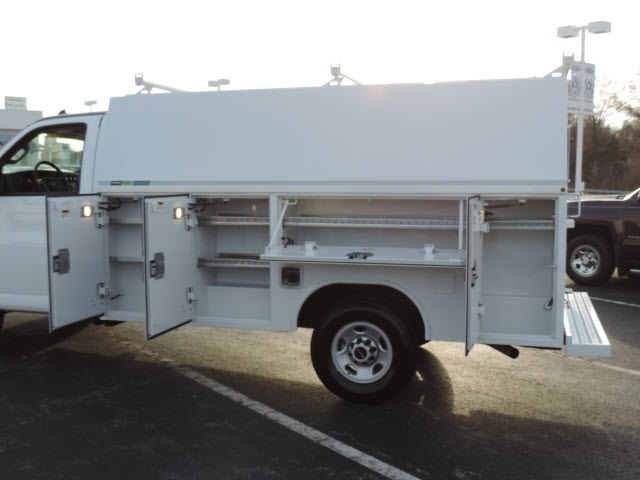 2017 Savana 3500, Reading Service Utility Van #87022 - photo 9
