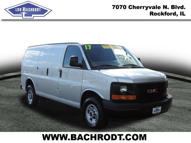 2017 Savana 2500 Cargo Van #87045 - photo 3
