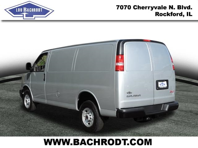 2017 Savana 2500 Cargo Van #87045 - photo 6
