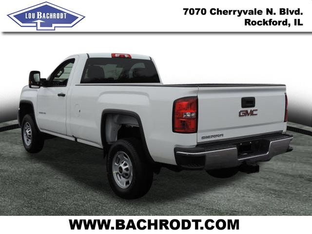2017 Sierra 2500 Regular Cab 4x4,  Pickup #87096 - photo 2