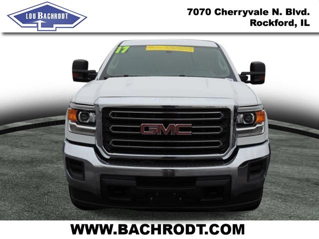 2017 Sierra 2500 Regular Cab 4x4,  Pickup #87096 - photo 6