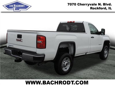 2017 Sierra 2500 Regular Cab 4x4,  Pickup #87096 - photo 4