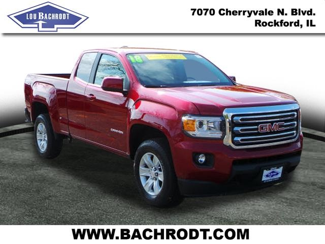 2018 Canyon Extended Cab 4x4,  Pickup #88010 - photo 3