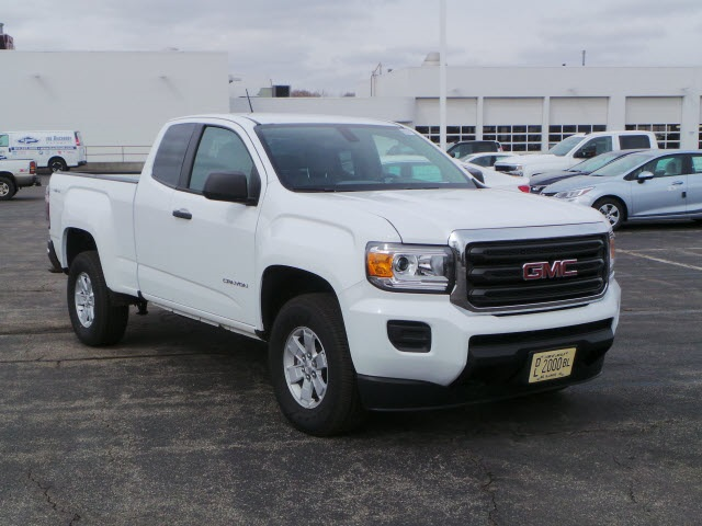 2018 Canyon Extended Cab 4x4,  Pickup #88014 - photo 6