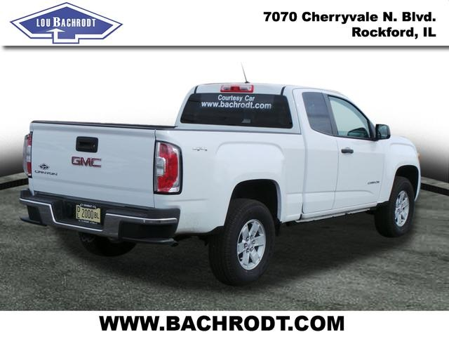 2018 Canyon Extended Cab 4x4,  Pickup #88014 - photo 4