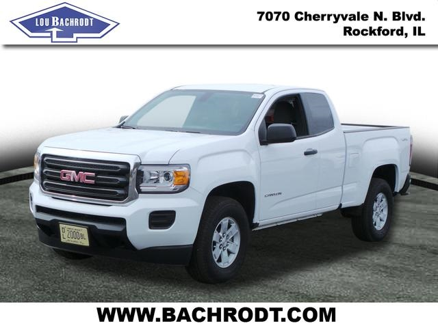 2018 Canyon Extended Cab 4x4,  Pickup #88014 - photo 1