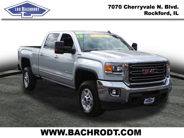 2018 Sierra 2500 Crew Cab 4x4, Pickup #88019 - photo 3