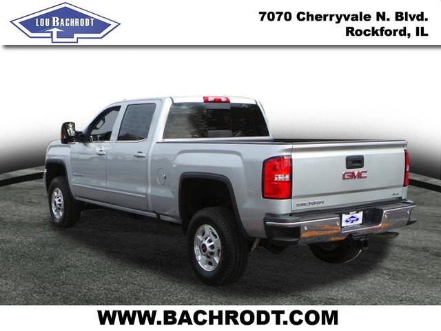 2018 Sierra 2500 Crew Cab 4x4, Pickup #88019 - photo 2