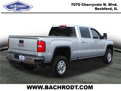 2018 Sierra 2500 Crew Cab 4x4, Pickup #88019 - photo 4