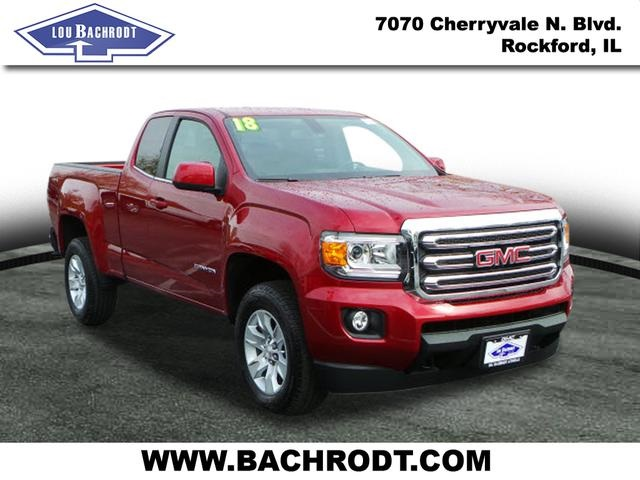 2018 Canyon Extended Cab 4x4,  Pickup #88024 - photo 3