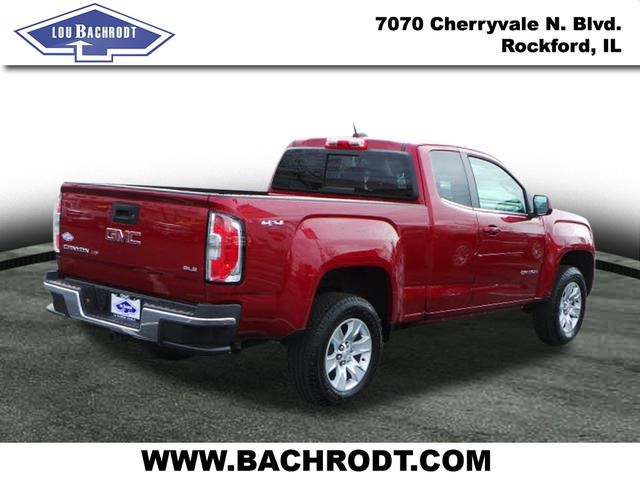 2018 Canyon Extended Cab 4x4,  Pickup #88024 - photo 4