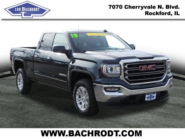 2018 Sierra 1500 Extended Cab 4x4, Pickup #88030 - photo 3