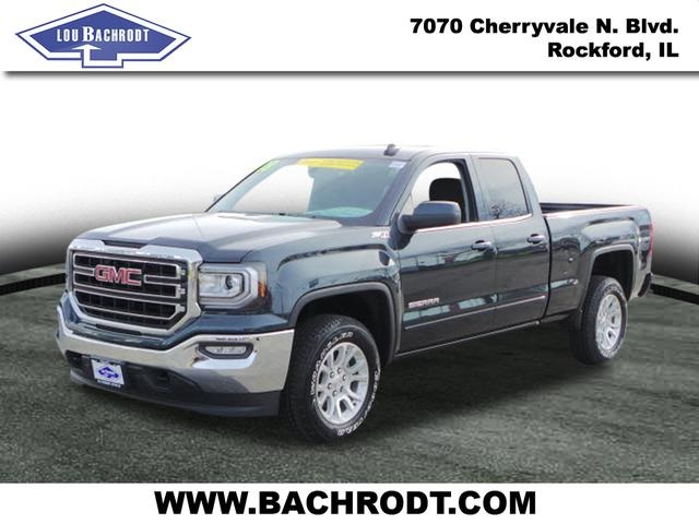 2018 Sierra 1500 Extended Cab 4x4, Pickup #88030 - photo 1