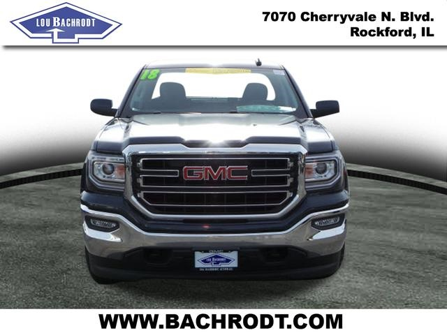 2018 Sierra 1500 Extended Cab 4x4, Pickup #88030 - photo 6