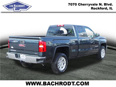 2018 Sierra 1500 Extended Cab 4x4, Pickup #88030 - photo 4