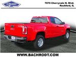 2018 Canyon Extended Cab, Pickup #88036 - photo 4