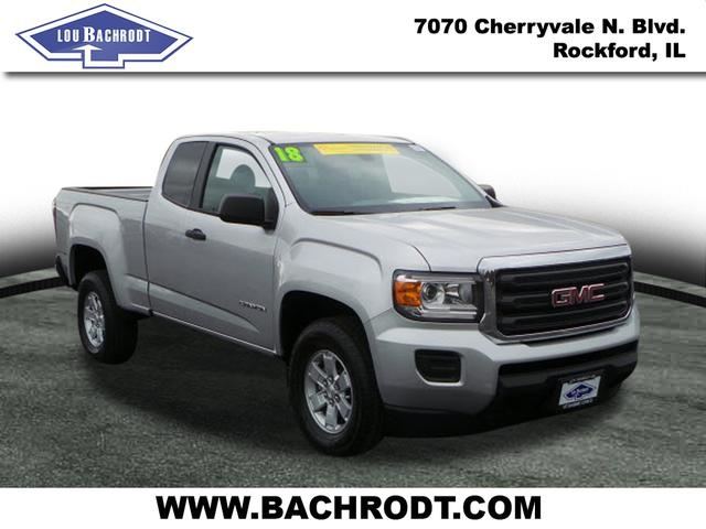 2018 Canyon Extended Cab, Pickup #88044 - photo 4