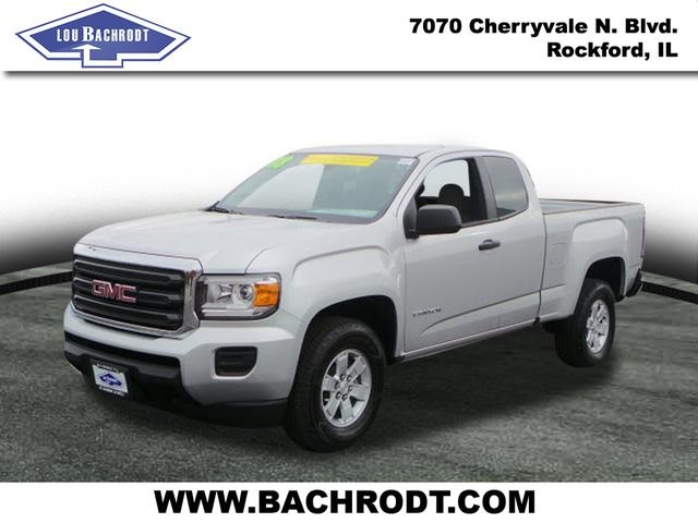 2018 Canyon Extended Cab, Pickup #88044 - photo 1