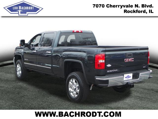 2018 Sierra 2500 Crew Cab 4x4, Pickup #88048 - photo 2