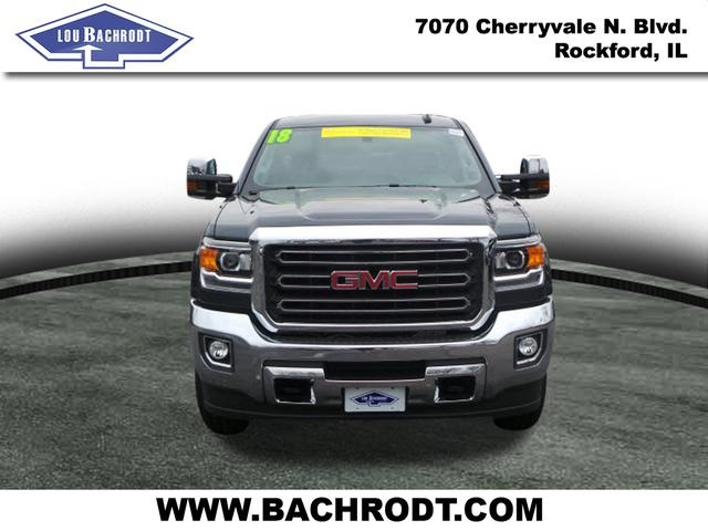 2018 Sierra 2500 Crew Cab 4x4, Pickup #88048 - photo 6