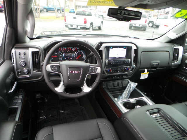 2018 Sierra 2500 Crew Cab 4x4, Pickup #88048 - photo 10