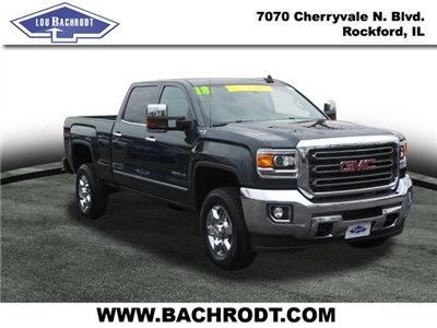 2018 Sierra 2500 Crew Cab 4x4, Pickup #88048 - photo 3