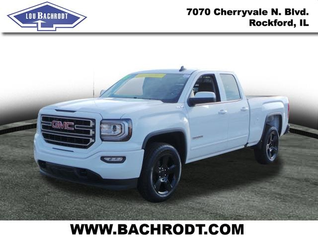 2018 Sierra 1500 Extended Cab 4x4,  Pickup #88054 - photo 1