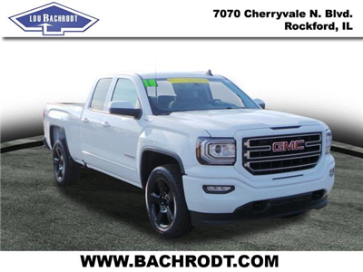 2018 Sierra 1500 Extended Cab 4x4,  Pickup #88054 - photo 3