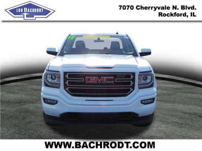 2018 Sierra 1500 Extended Cab 4x4,  Pickup #88054 - photo 6