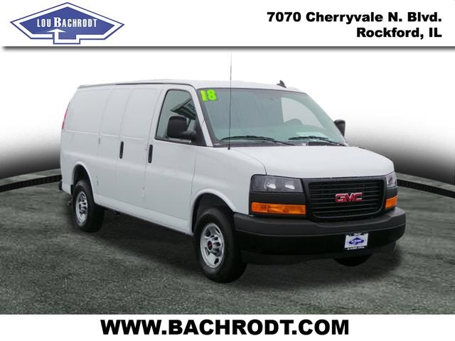 2018 Savana 2500 Cargo Van #88060 - photo 3