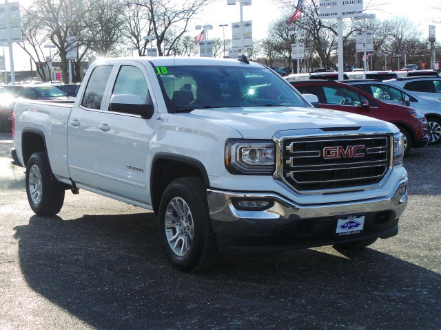 2018 Sierra 1500 Extended Cab 4x4,  Pickup #88074 - photo 3