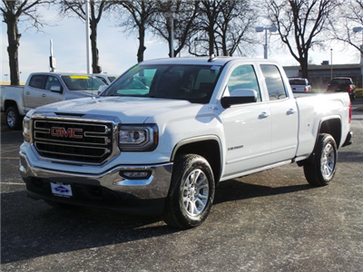 2018 Sierra 1500 Extended Cab 4x4,  Pickup #88074 - photo 1
